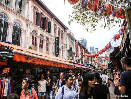 Singapore va cuoc xoay van chop nhoang - Anh 2