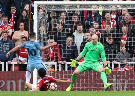 TRUC TIEP Middlesbrough 0-2 Manchester City: Man City ap dao hoan toan (Hiep 2) - Anh 2