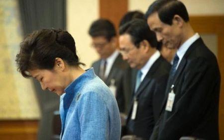 Ba Park Geun-hye bi phe truat, Han Quoc lun sau vao bao tap ngoai giao - Anh 1