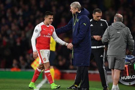 Chum anh: Sanchez cau co tren san tap Arsenal truoc tran tu ket FA Cup - Anh 3