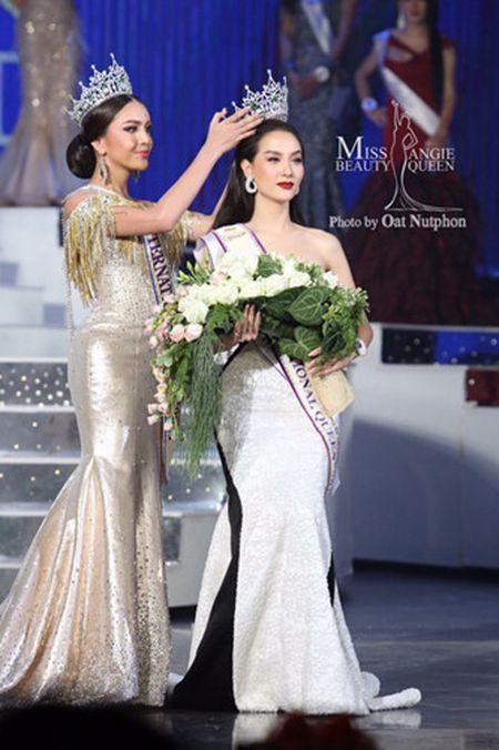 Nguoi dep Thai Lan len ngoi Hoa hau chuyen gioi quoc te - Anh 2