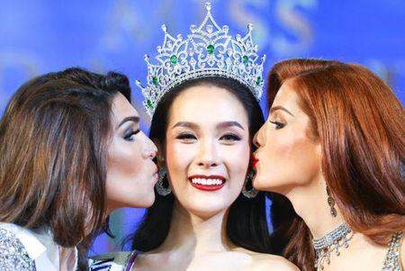 Nguoi dep Thai Lan len ngoi Hoa hau chuyen gioi quoc te - Anh 3