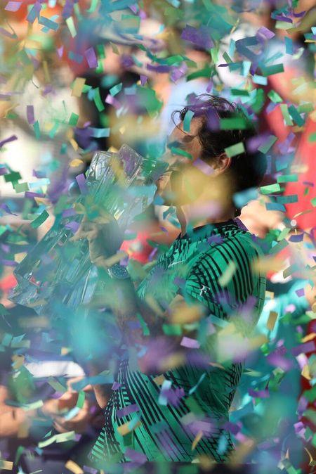 Roger Federer vuot mat Nadal o ATP Ranking - Anh 1