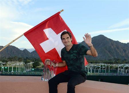 Roger Federer vuot mat Nadal o ATP Ranking - Anh 2