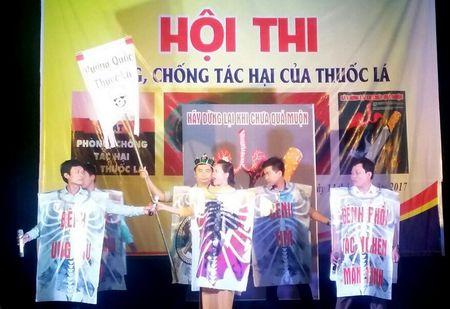 LDLD Thua Thien - Hue: Phong chong tac hai cua thuoc la cho nguoi lao dong - Anh 2