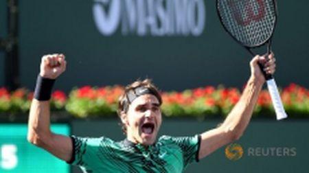 Federer ha Wawrinka trong tran chung ket 'toan Thuy Si' - Anh 1