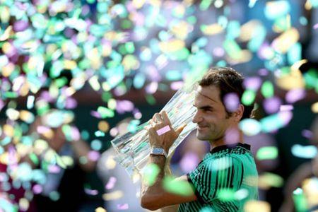 Federer ha Wawrinka o CK Indian Wells, san bang ky luc cua Djokovic - Anh 2