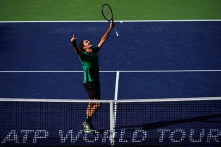Federer vo dich Indian Wells 2017: Khi tuoi tac chi la con so - Anh 2