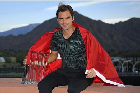 Federer thang tien manh, vuot mat Nadal tren bang xep hang ATP - Anh 1