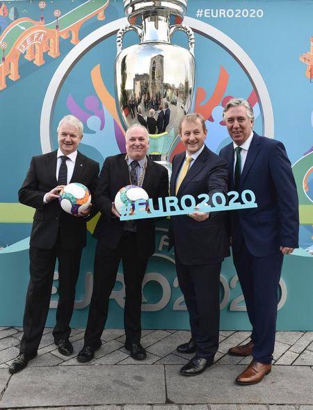 Tai sao Copa America duoc to chuc cung voi Euro 2020? - Anh 2