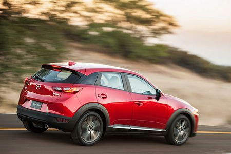 Mazda CX-3 la gianh giai xe cua nam 2016 tai Thai Lan - Anh 3