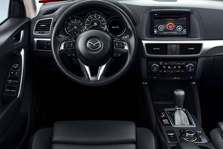 Mazda CX-3 la gianh giai xe cua nam 2016 tai Thai Lan - Anh 6
