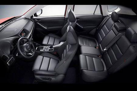 Mazda CX-3 la gianh giai xe cua nam 2016 tai Thai Lan - Anh 7