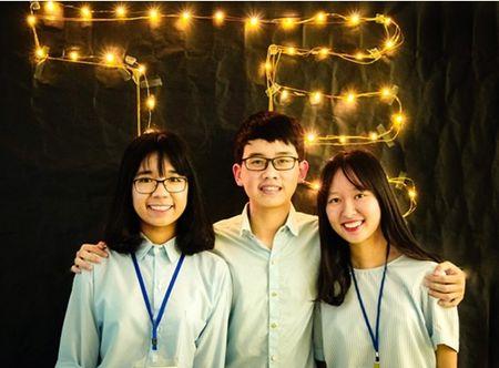 Lo dien nhung y tuong kinh doanh tai 'Teen Entrepreneur 2017' - Anh 2
