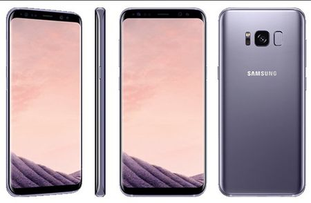 Galaxy S8 so kieu dang voi iPhone 7 va Galaxy S7 - Anh 6