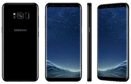 Galaxy S8 so kieu dang voi iPhone 7 va Galaxy S7 - Anh 7