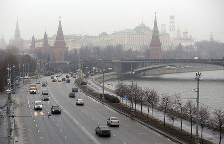Kremlin len tieng ve cuoc gap Putin - Tillerson tai Moscow - Anh 1