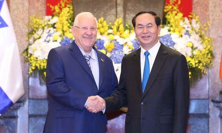 VN - Israel phan dau dat kim ngach thuong mai song phuong 3 ti USD - Anh 1