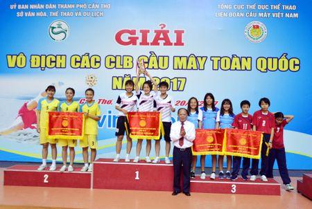 Vinh Long,Thanh Hoa gat vang tai Giai vo dich cau may cac CLB toan quoc - Anh 2