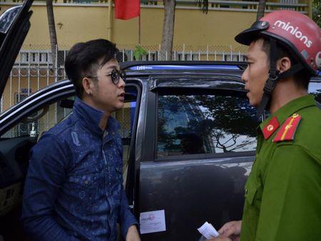 Luat su noi sao ve vu cau xe cua ca si Quach Tuan Du - Anh 1