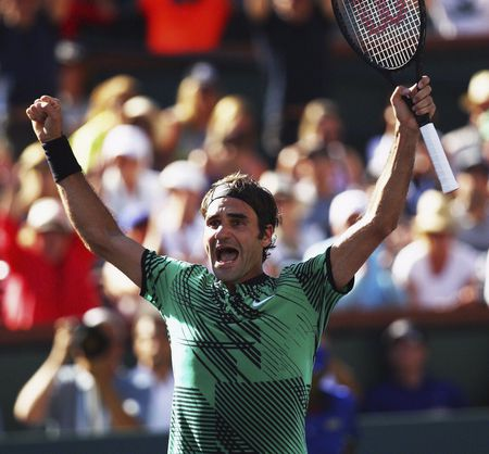 Federer xuat hien goi cam tren tap chi thoi trang - Anh 7