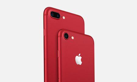 Apple chinh thuc gioi thieu iPhone 7 ban mau do - Anh 2