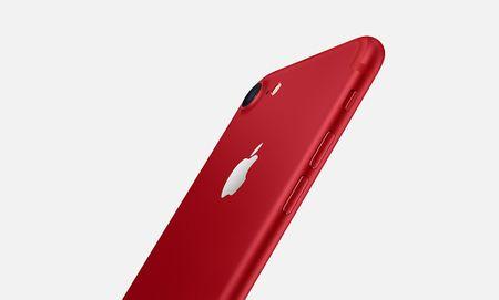 Apple chinh thuc gioi thieu iPhone 7 ban mau do - Anh 3