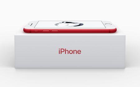 Apple chinh thuc gioi thieu iPhone 7 ban mau do - Anh 4