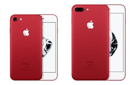 Apple chinh thuc gioi thieu iPhone 7 ban mau do - Anh 5