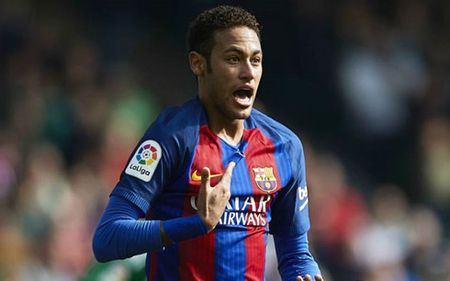 Chan Barca, Neymar quay sang 'to tinh' voi MU - Anh 1