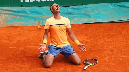 Vong 2 Monte-Carlo: Nadal 'muot mo hoi' - Anh 1