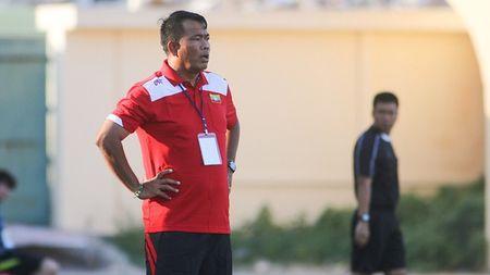 Ha U19 HAGL, HLV U19 Myanmar phat bieu bat ngo - Anh 1