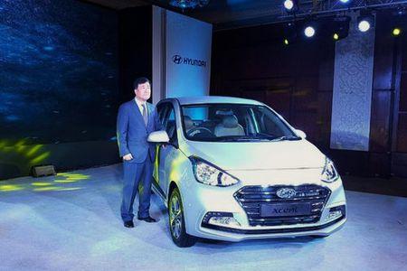Hyundai Grand i10 sedan 2017 chot gia 189 trieu dong - Anh 2