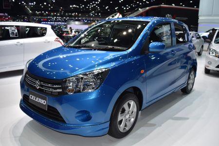 Suzuki Celerio 'doi thu' Kia Morning chot gia 254 trieu dong - Anh 1