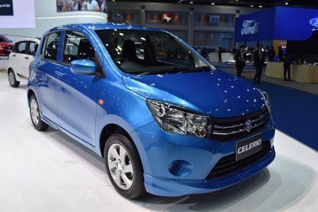 Suzuki Celerio 'doi thu' Kia Morning chot gia 254 trieu dong - Anh 2