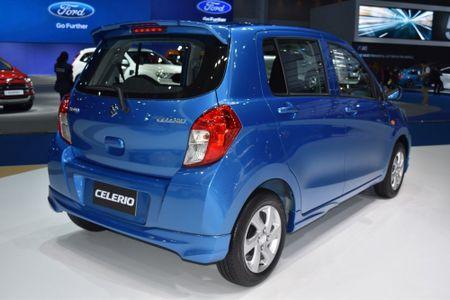 Suzuki Celerio 'doi thu' Kia Morning chot gia 254 trieu dong - Anh 3