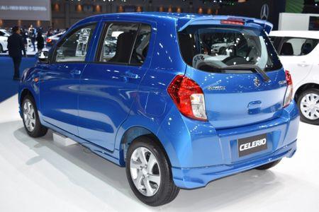 Suzuki Celerio 'doi thu' Kia Morning chot gia 254 trieu dong - Anh 6