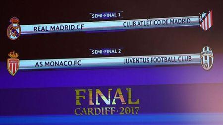 Ban ket Champions League: 'Noi chien' Madrid, Juve so tai Monaco! - Anh 1