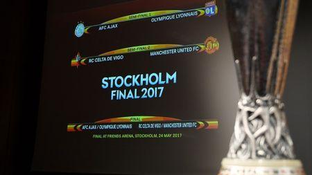 Ban ket Europa League 2016/17: M.U gap Celta Vigo, Ajax 'dung' Lyon - Anh 1