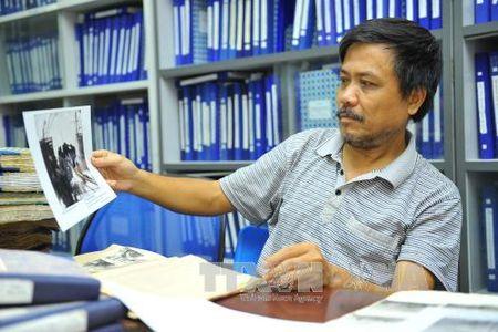 Trao Giai thuong Ho Chi Minh, Giai thuong Nha nuoc ve van hoc nghe thuat vao quy II/2017 - Anh 1