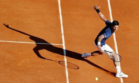 Djokovic vao tu ket Monte Carlo - Anh 1