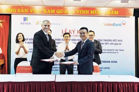 Bao hiem Aviva nam giu 100% co phan cua lien doanh tai Viet Nam - Anh 1