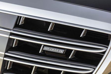 Ngam Mercedes-Maybach S 680 va S 560 'facelift' vua trinh lang - Anh 12