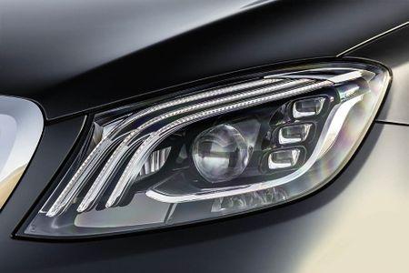 Ngam Mercedes-Maybach S 680 va S 560 'facelift' vua trinh lang - Anh 13