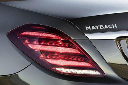 Ngam Mercedes-Maybach S 680 va S 560 'facelift' vua trinh lang - Anh 14