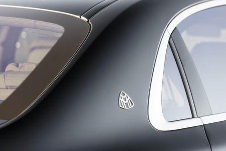 Ngam Mercedes-Maybach S 680 va S 560 'facelift' vua trinh lang - Anh 15