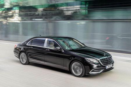 Ngam Mercedes-Maybach S 680 va S 560 'facelift' vua trinh lang - Anh 16