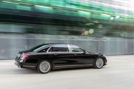 Ngam Mercedes-Maybach S 680 va S 560 'facelift' vua trinh lang - Anh 17