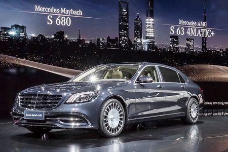 Ngam Mercedes-Maybach S 680 va S 560 'facelift' vua trinh lang - Anh 1