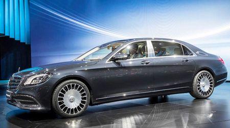Ngam Mercedes-Maybach S 680 va S 560 'facelift' vua trinh lang - Anh 3